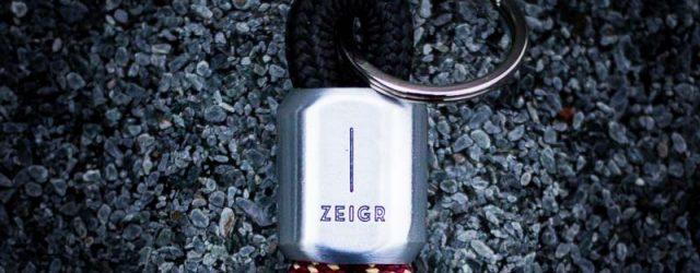 ZEIGR Schlüsselanhänger Titel