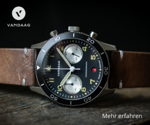 Vandaag Schallmauer Chronograph Heritage