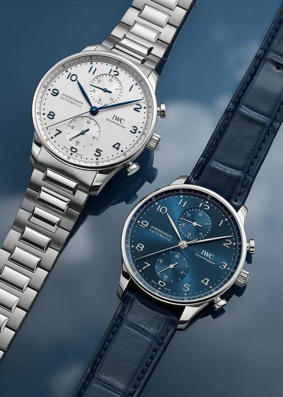 Uhren bis 10.000 Euro - IWC Portugieser Chronograph