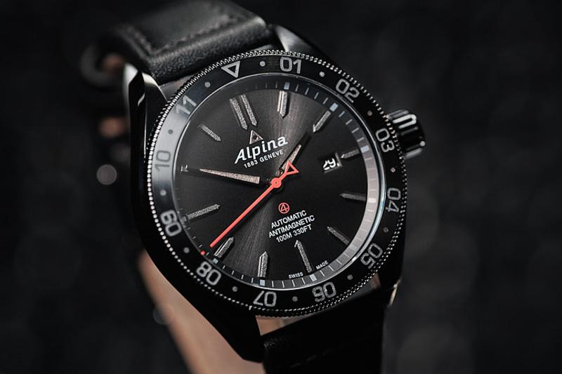 Black Week: Alpina-Startimer-Shadow-Line-Automatic-AL-525BB5FBAQ6