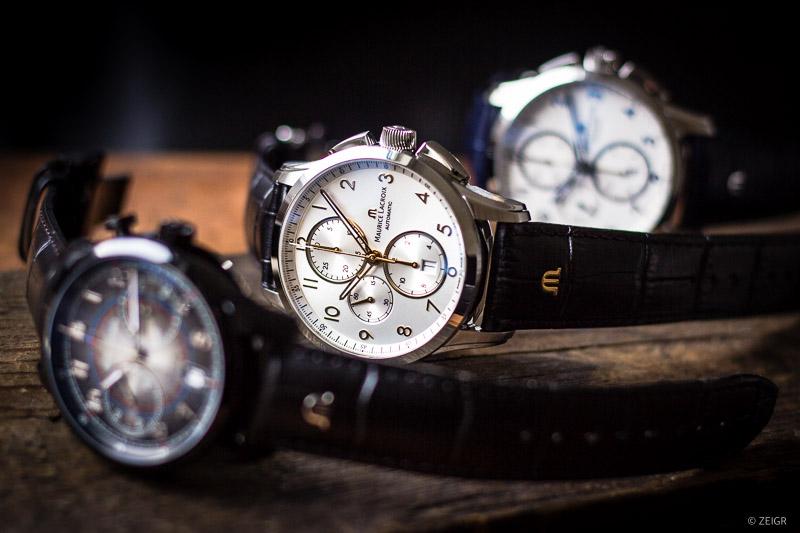 Maurice Lacroix Pontos Chronograph - Neue Uhren 2020 Titel