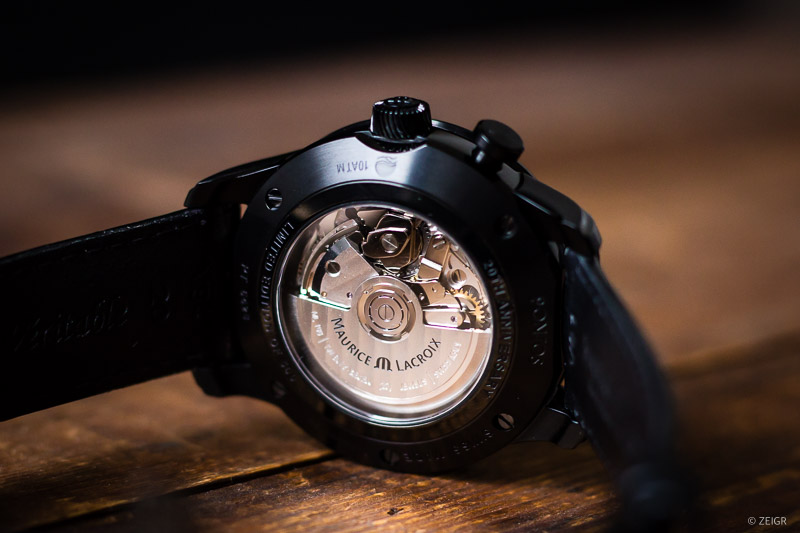 Maurice Lacroix Pontos Monopusher Limited Edition