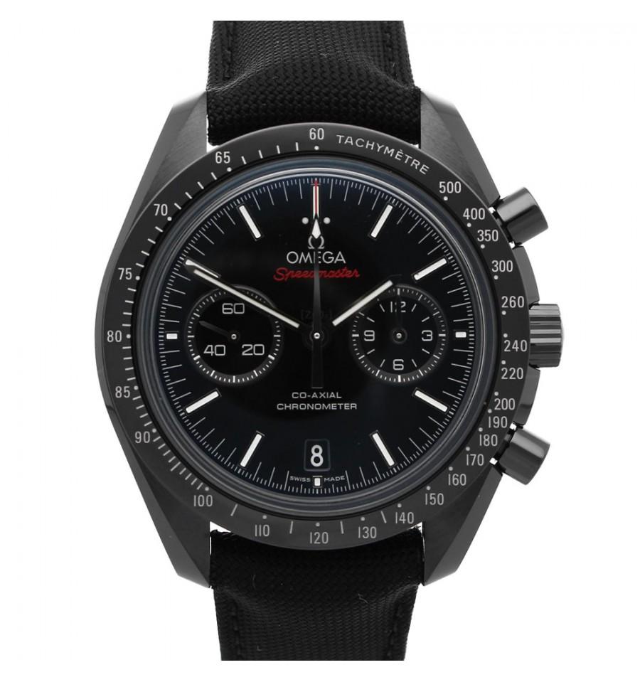 Black Week: omega speedmaste co-axial chronograph dark side of the moon 31192445101007