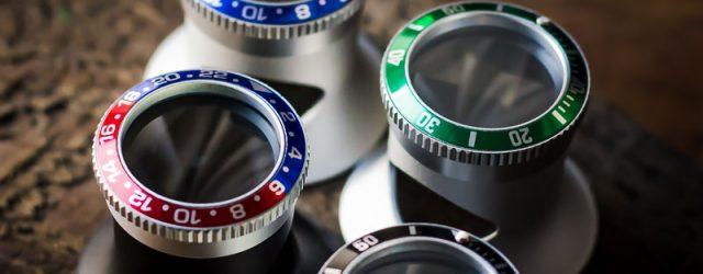 Geschenk-Tipps: Uhrmacherlupe Submariner Pepsi Batman Hulk GMT Lünette RLX style