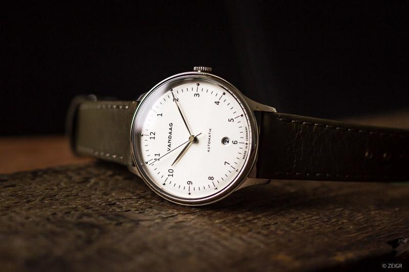 Vandaag Primus Bauhaus Automatik Uhr