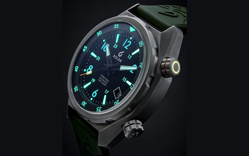 Microbrands: BOLDR Expedition Lume