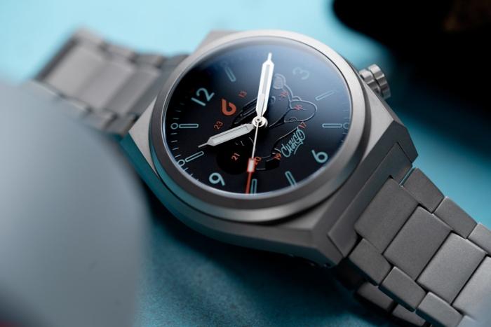 Uhren-Microbrands: BOLDR Venture Uhaigo