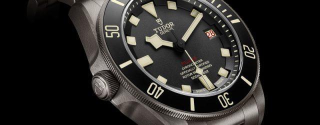 Titan-Uhren: Tudor Pelagos M25610TNL-0001