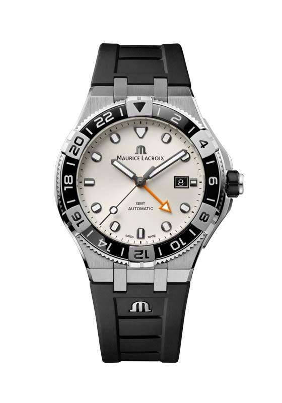 Maurice Lacroix Aikon Venturer GMT Uhren-Neuheiten 2021