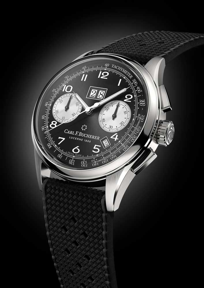 Watches and Wonders 2021 - Bucherer bicompax-annual-rubber-strap