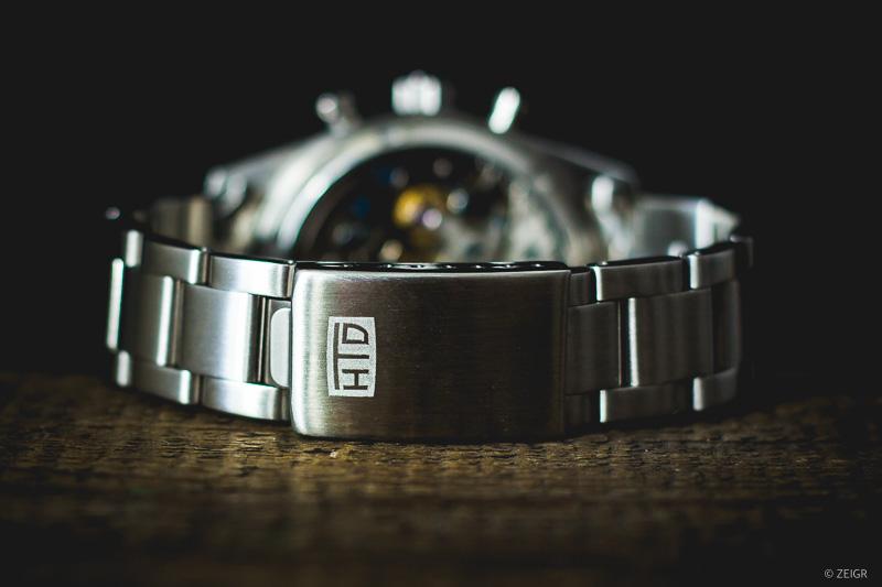 HTD Safarigraph Chronograph Schließe