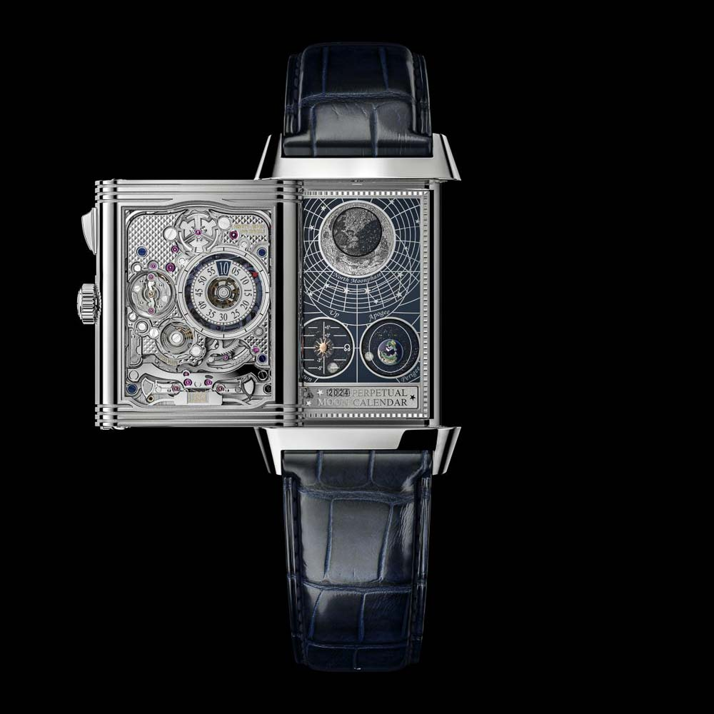 Jaeger LeCoultre reverso-hybris-mechanica-calibre-185verso-open - Watches and Wonders 2021