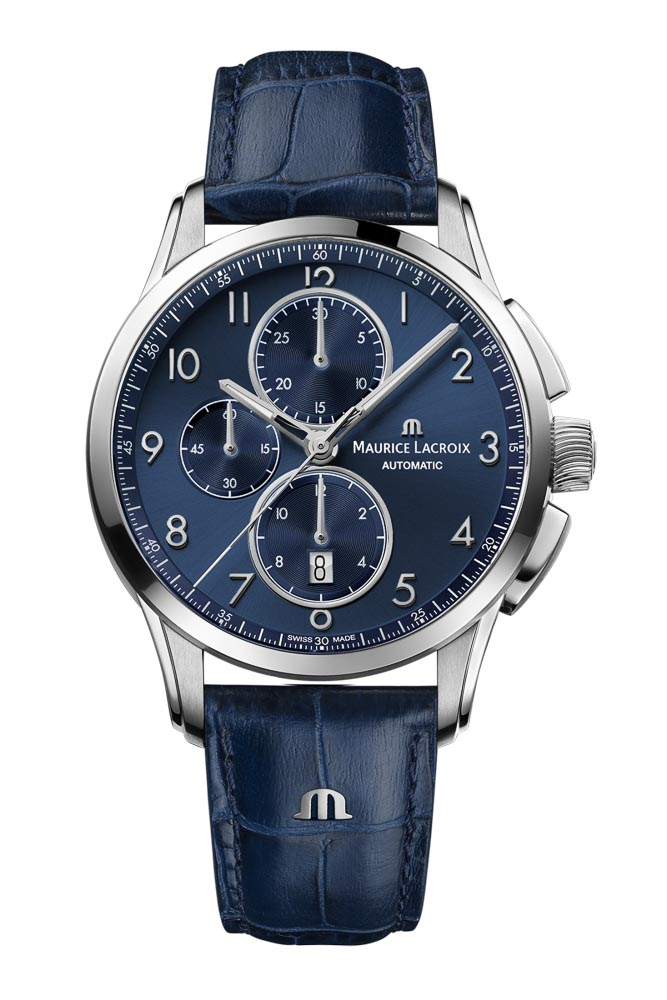 Maurice Lacroix pontos-chronograph-pt6388ss0014204 - Watches and Wonders 2021