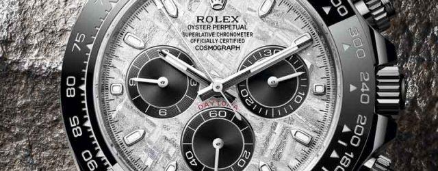 Rolex Neuheiten 2021 Oyster Perpetual Cosmograph Daytona