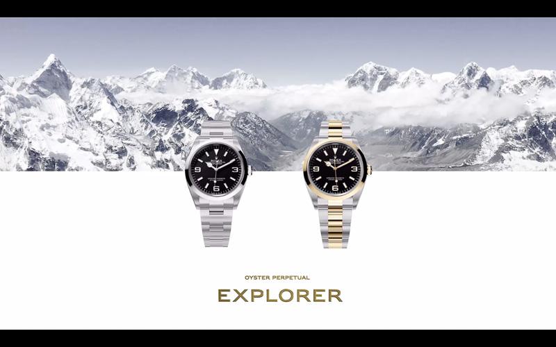 Explorer 1 2021 Neuheiten Watches and Wonders
