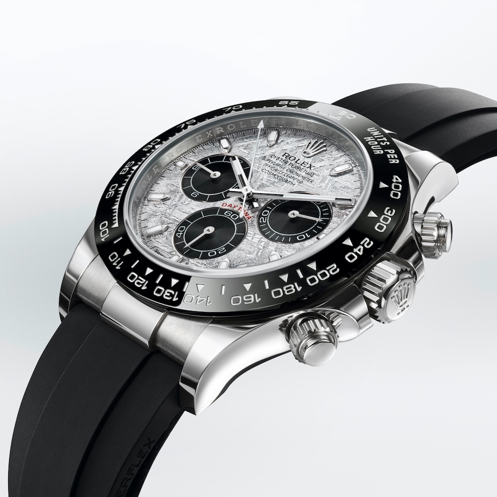 Rolex Daytona Meteorite 2021