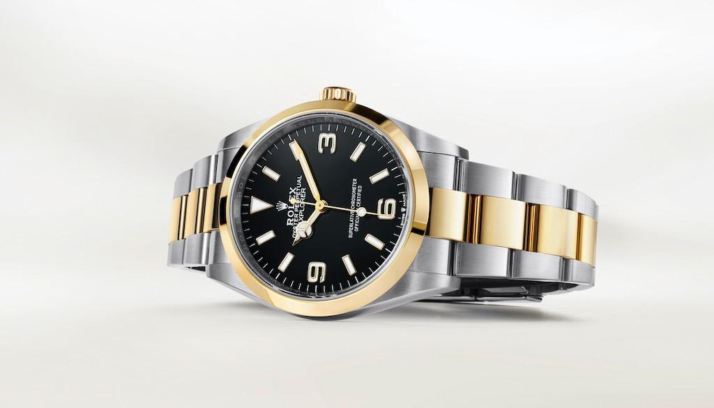 Rolex Explorer 1 36 mm 2021_m124273-0001_2101uf_001