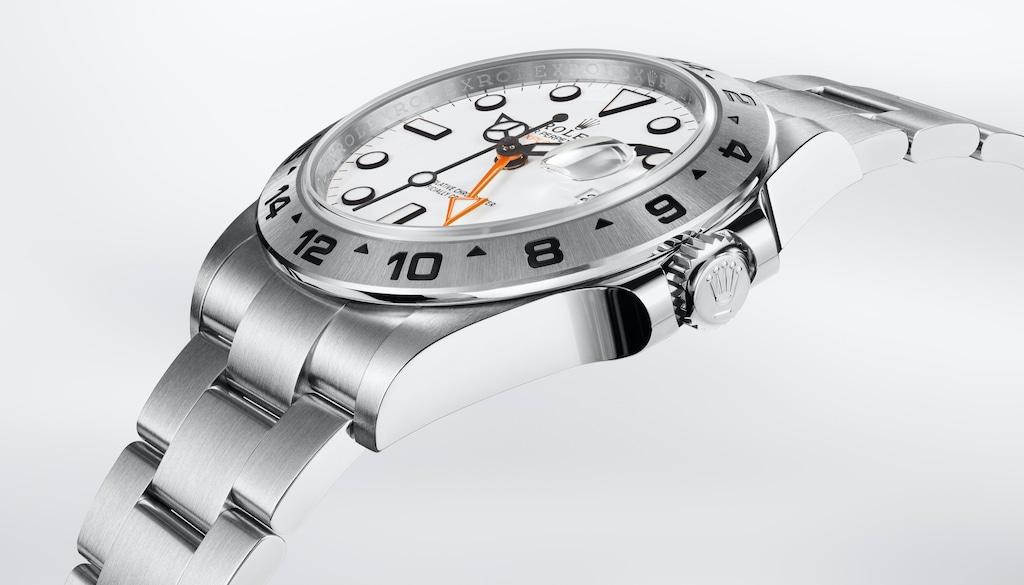 Explorer II 2021 Watches and Wonders