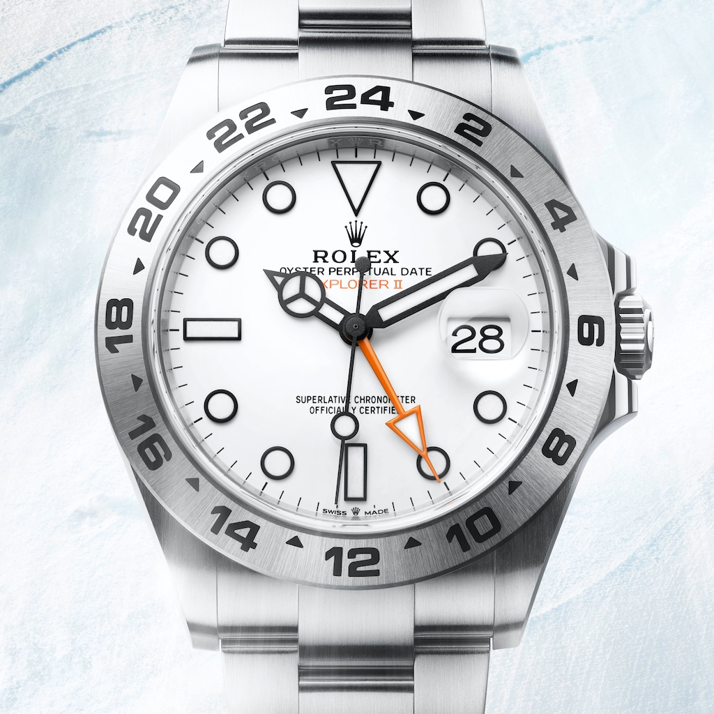 Rolex Explorer II 2021 Watches and Wonders