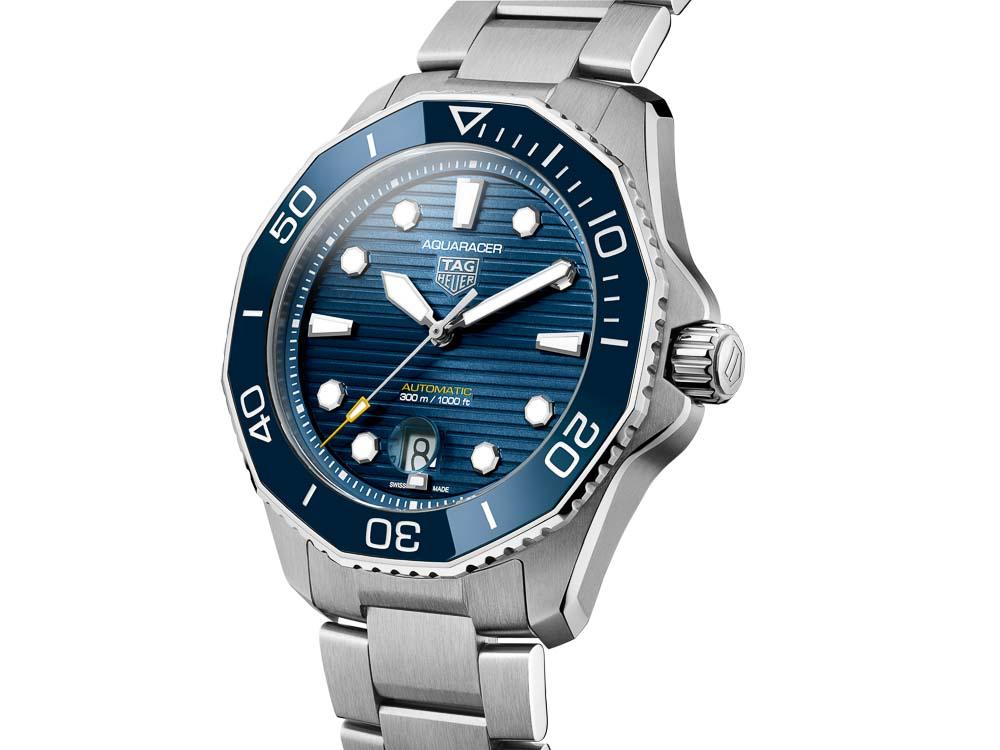 Tag Heuer Aquaracer 10. WBP201B.BA0632 - Watches and Wonders 2021