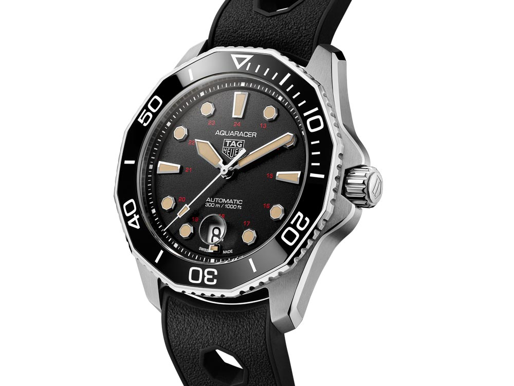 Tag Heuer Aquaracer 2021 Limited Edition Ref. 844 Hommage - Watches and Wonders 2021
