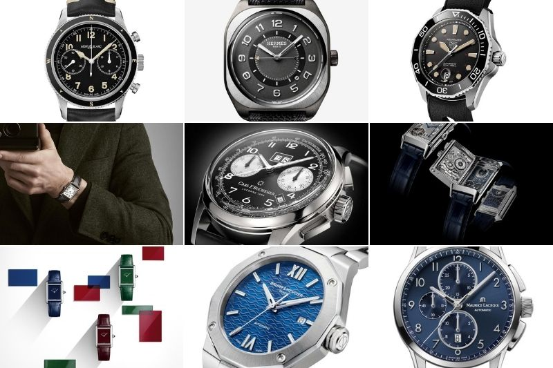 Watches and Wonders 2021 Titel