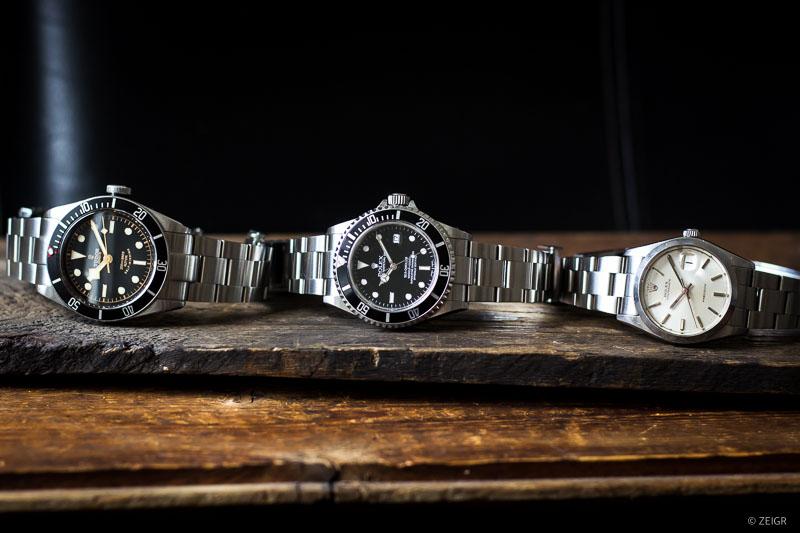 Rolex-Armband wechseln - Herren Uhren Ersatzarmbänder für Rolex, Tudor & Co.
