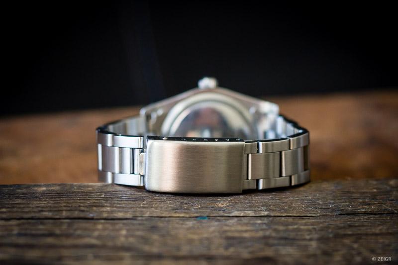 Rolex Aftermarket Band Schließe - Rolex-Armband wechseln