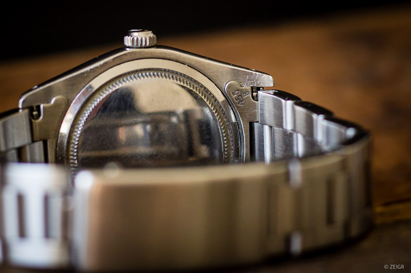Rolex Armband wechseln - Oysterdate Precision 6694 End Links 455 B