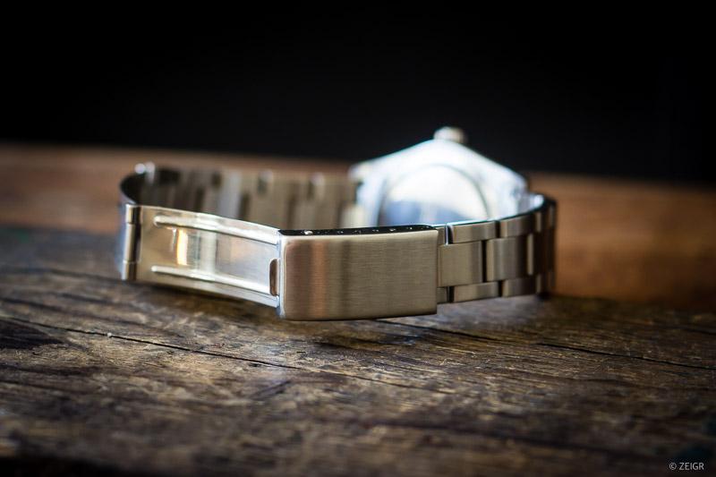 Rolex Precision 6694 Aftermarket Band Schließe - Rolex-Armband wechseln
