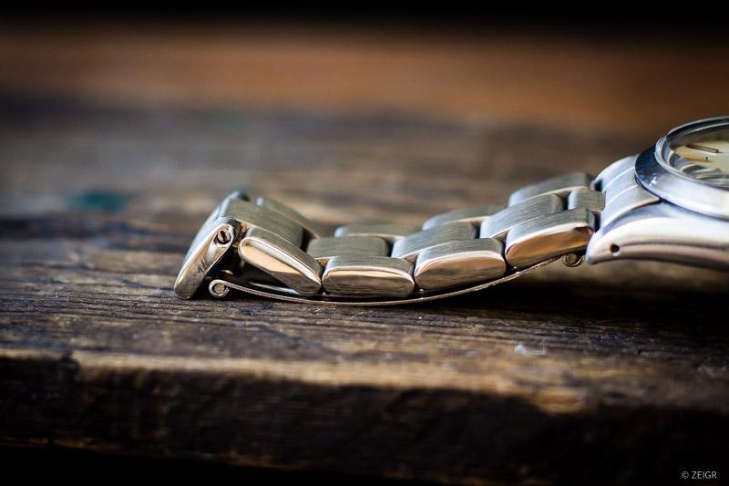 Rolex Oyster Uhrenarmband Metall Ersatz Precision 6694