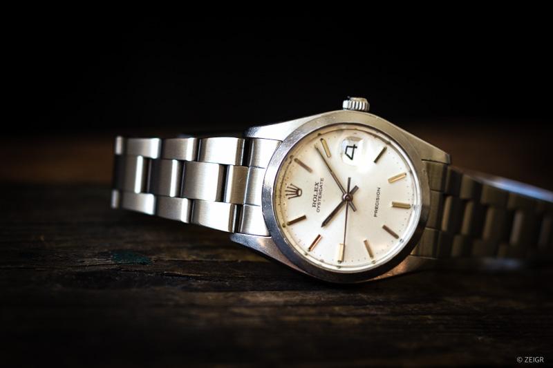 Rolex-Armband wechseln - Oyster Uhrenarmband Metall Ersatz Precision 6694