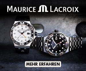 Maurice Lacroix Aikon GMT