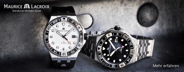 Maurice Lacroix Aikon GMT Uhren