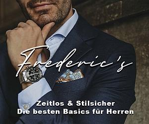 Frederics Basics für Herren Einstecktuch #1